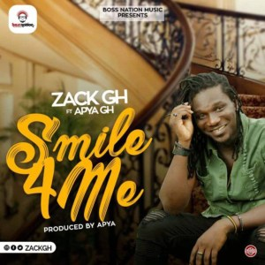 Smile For Me by Zack GH feat. Apya