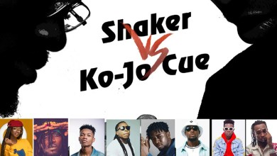 Photo of Shaker vs Ko-Jo Cue concert to feature Edem, Teephlow & more