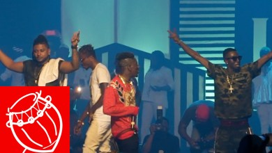 Photo of Video: Shatta Wale &  Millitants performed 'Forgeti' without Pope Skinny