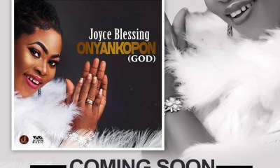 Joyce Blessing to release new single 'Onyankopon'