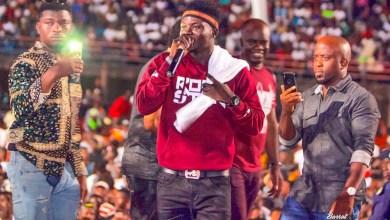 Kuami Eugene & Patapaa make Ghana proud in Sierra Leone