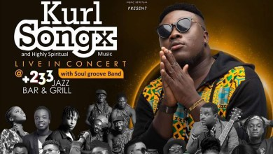 Photo of Kurl Songx & Highly Spiritual Music live in concert on 30th November.