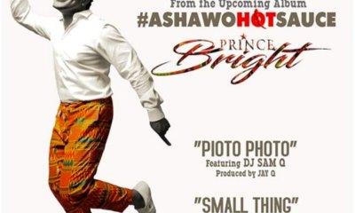 Prince Bright (Buk-Bak) - Small Thing