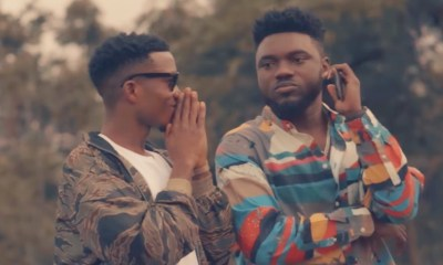 Video Premiere: You And The Devil by Donzy feat. Kofi Kinaata