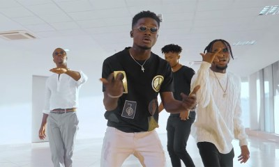 Video Premiere: Back 2 Sender by DJ Breezy feat. Kuami Eugene, Kwesi Arthur & Darkovibes