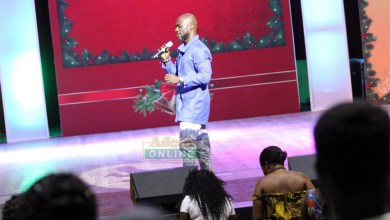 Photo of Kwabena Kwabena sparks love at Adom Nine Lessons and Carols
