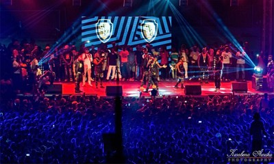 Successful Germany and Belgium shows end of first half of Reign Album World Tour