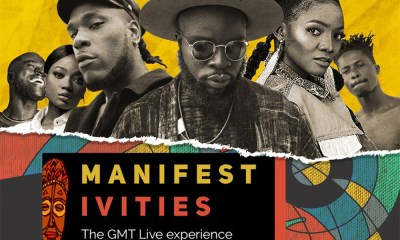 M.anifest to host Burna Boy, Simi at Manifestivities this December