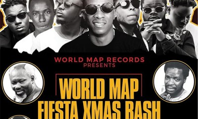 KK Fosu to shutdown Ho Sports Stadium with World Map Fiesta X'mas Bash