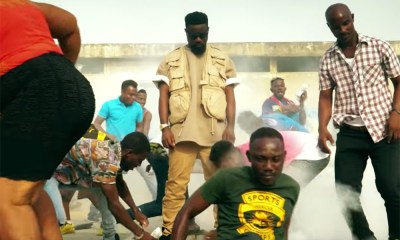 Video Review: Biibi Ba By Sarkodie feat. Tulenkey, Frequency, Kofi Mole, Toyboi, Yeyo, Amerado, 2fyngers, OB Kay and CJ Biggerman
