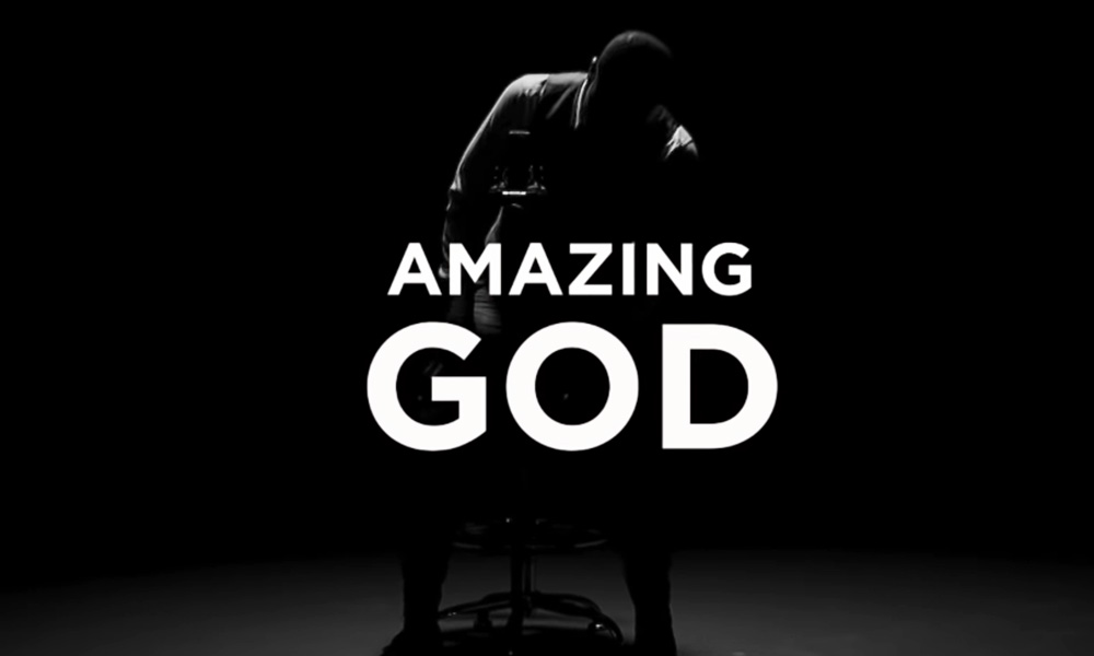 Amazing God by Luigi Maclean