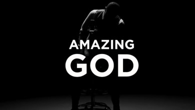 Photo of Video: Amazing God by Luigi Maclean
