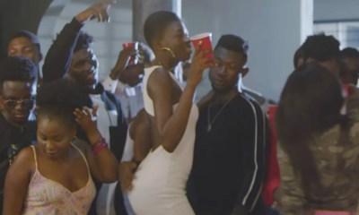 Holiday by Kelvynboy feat. Kwesi Arthur