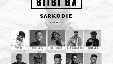 Photo of Audio: Biibi Ba by Sarkodie feat. LJ, Tulenkey, Frequency, Kofi Mole, ToyBoi, Yeyo, Amerado, 2Fyngers, O'Bkay & CJ Biggerman
