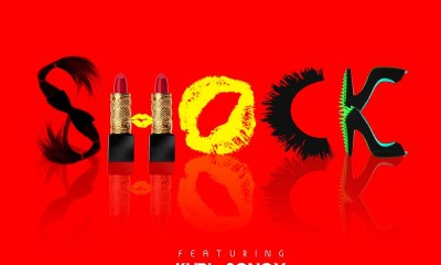Shock by GoldKay feat. Kurl Songx