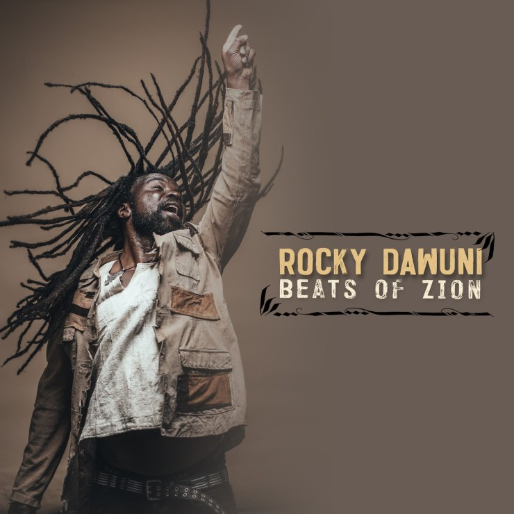 Get the details about Rocky Dawuni's 'Beats of Zion' album