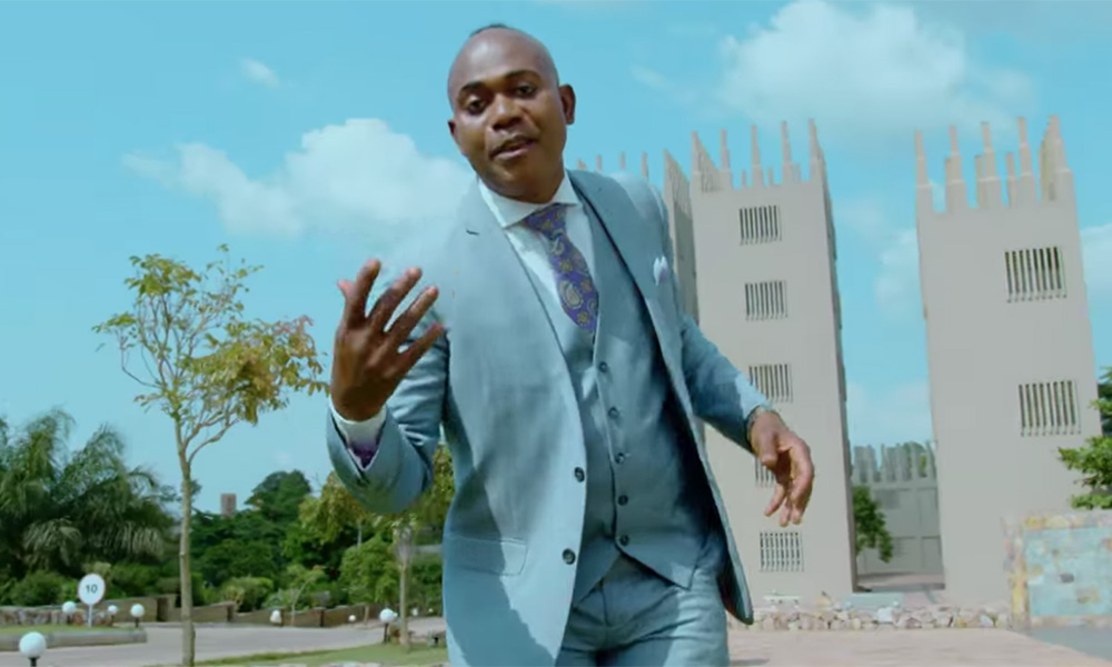 Video Premiere: ILONA (My Praise) by Elder Francis Agyei
