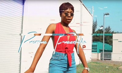 Pressure (Freestyle) by Freda Rhymz