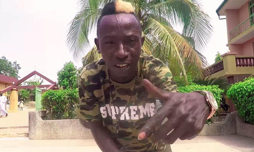 Video Premiere: Kill The Beat by Patapaa feat. Gojit