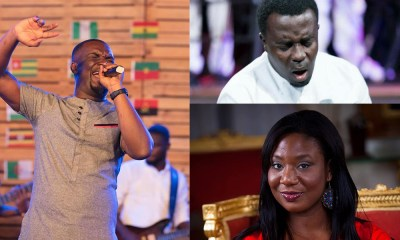 Joe Mettle, OJ, Ella Duncan-Williams King and others thrill dignitaries at Fundraising Dinner