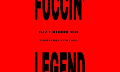 Fuccin' Legend by RJZ & Kiddblack