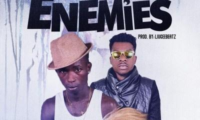 Enemies by Patapaa feat. Article Wan