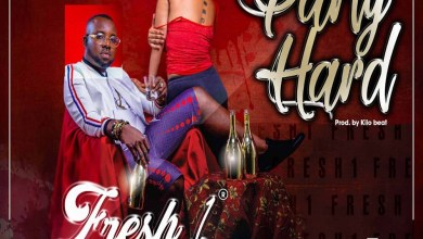 Photo of Audio: Party Hard by Fresh 1