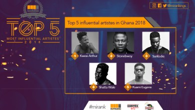 Photo of Top 5 Most Influential Artistes of 2018