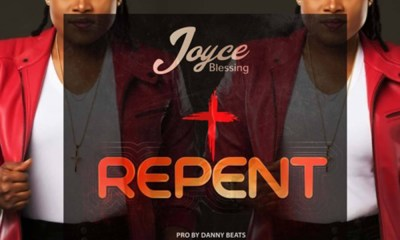 Joyce Blessing starts off the year with latest single, Repent