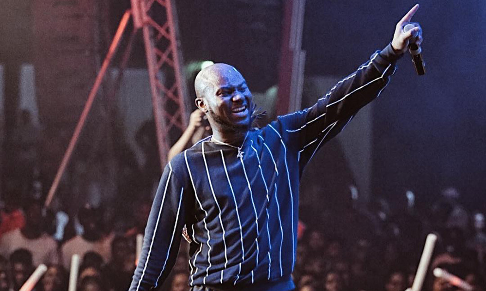 King Promise confirmed for Europe's largest urban festival, 'Oh My!'