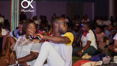 Photo of Kuami Eugene, KiDi, others attend Okyeame Kwame's 'Flaunt Your Lover'