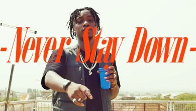 Photo of Video Premiere: Never Stay Down by Yaw Berk