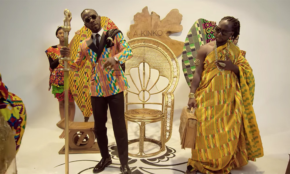 BRA (Come Back) by Okyeame Kwame -feat. Wutah Afriyie