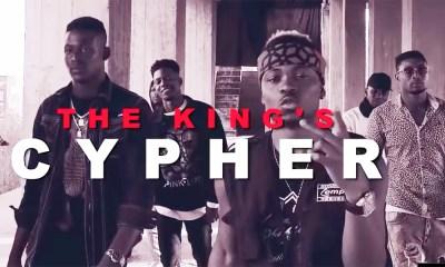 The Kings Cypher by Maccasio feat. Bless D, Awaaga, Fadlan, Iva, Diorff , Wumbei, OJ & ZeeTown Militana