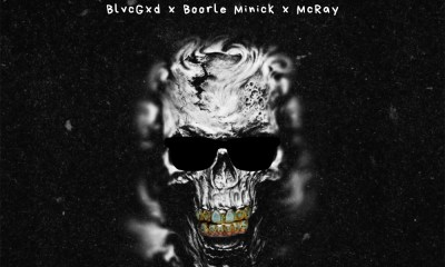 We Nor Dey Fear by BlvcGxd, Boorle Minick & McRay