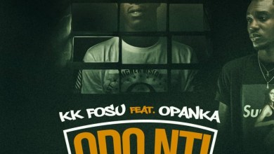 Photo of Audio: Odo Nti by KK Fosu feat. Opanka