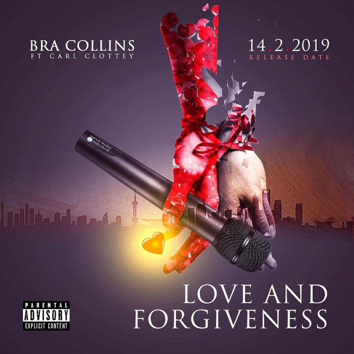 Love and Forgiveness by Bra Collins