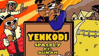 Photo of Audio: Yenkodi by $pacely feat. Buman & Odartei