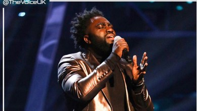 Photo of Ghana's Emmanuel Smith in semi-finals at The Voice UK
