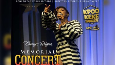 Medikal, TiC, Wendy Shay, DopeNation, others to perform at Ebony's 1 year memorial concert
