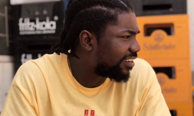 Blitz The Ambassador features Akan on 'Fire'- soundtrack for 'The Burial of Kojo' movie