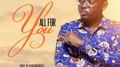 Photo of Audio: All For You by Ephraim