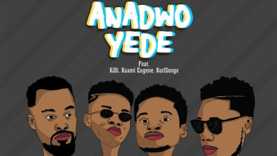 Photo of Audio: Anadwo Yede by Mix Master Garzy feat. KiDi, Kuami Eugene & Kurl Songx