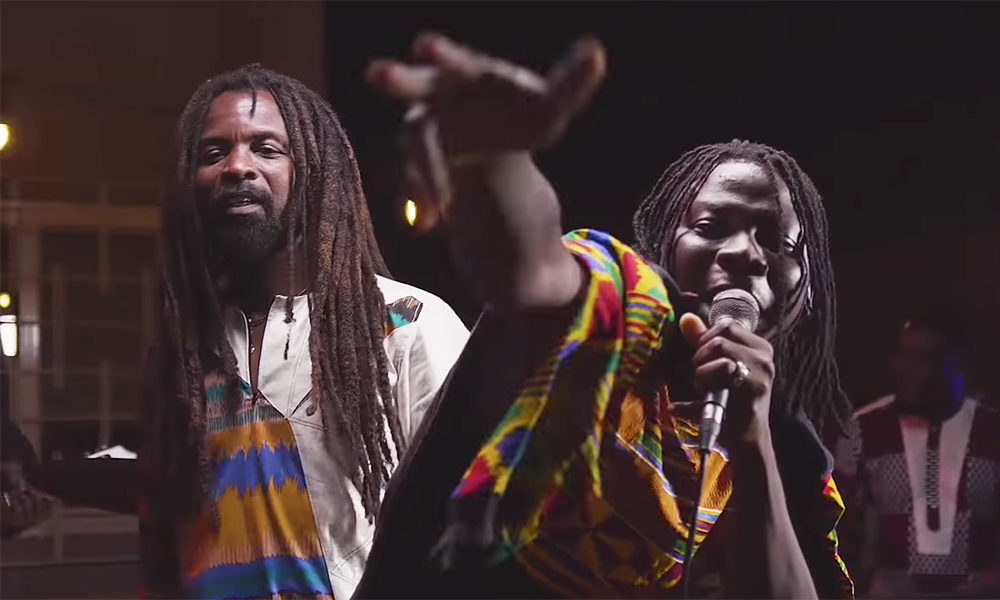 Wickedest Sound by Rocky Dawuni feat. Stonebwoy