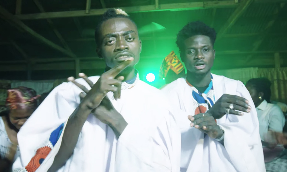Anointing by Lil Win feat. Kuami Eugene
