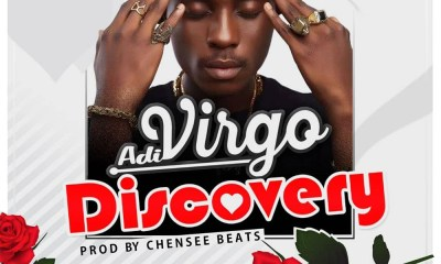 Lyrics: Discovery by Adi Virgo