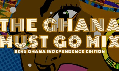 DJ Chronic spices up impending holiday with The Ghana Must Go Mix