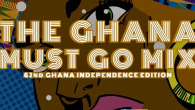 Photo of Audio: The Ghana Must Go Mix by DJ Chronic UK