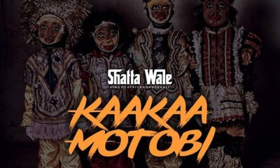 Kaakaa Motobi by Shatta Wale