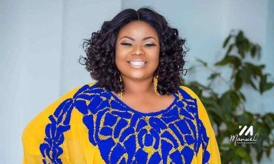 Empress Gifty books Easter Monday for Resurrection Effect Concert